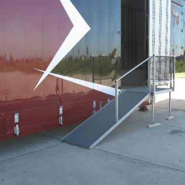 Side Entry Staircase