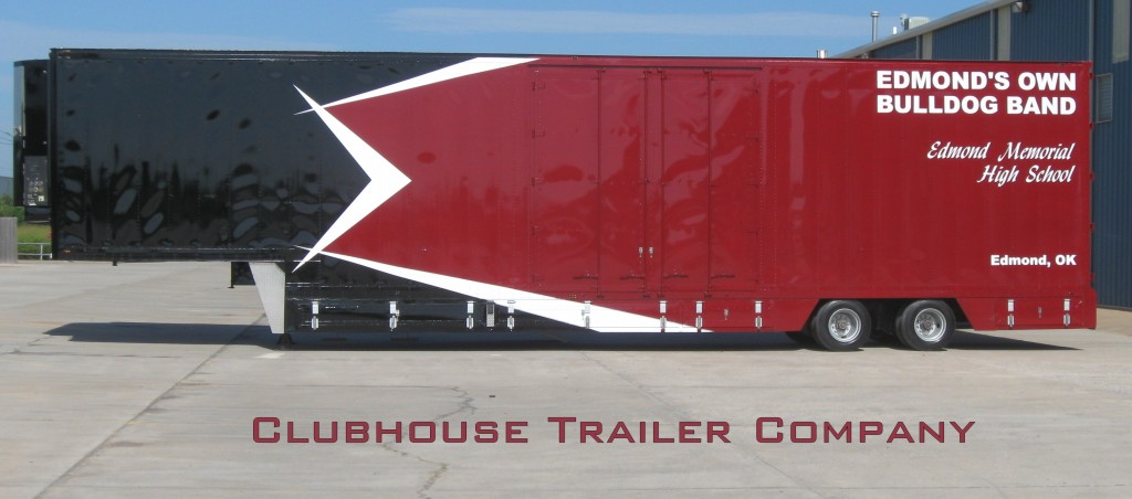 Clubhouse Trailer Company- Leader in Marching Band Equipment Solutions!