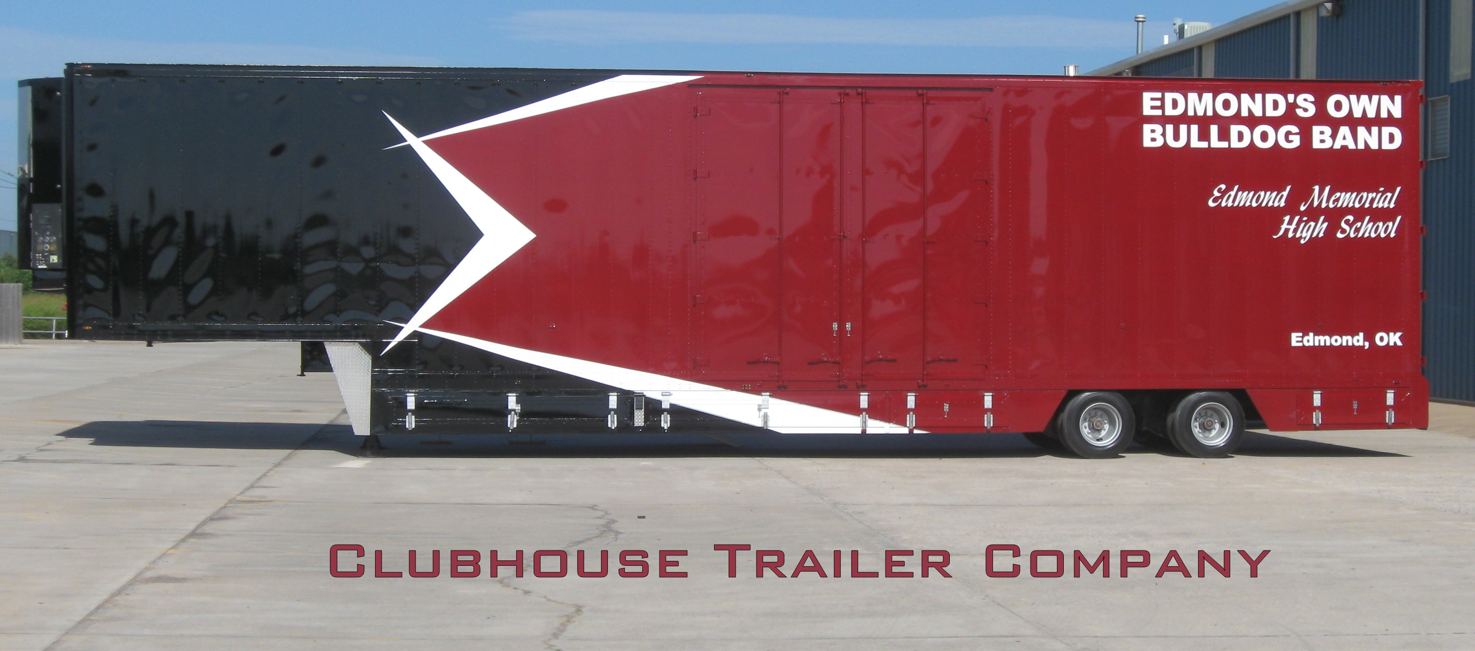 Bulldog One – Clubhouse Trailer Company