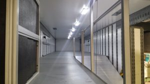 Rack & Roll layout in Killeen Band Trailers