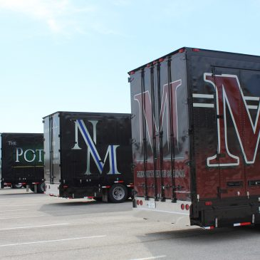 5 Trailers Unveiled Monday for Mesquite ISD