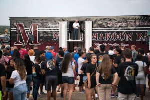 Mesquite ISD Reveals 5 New Trailers! Director's Platform High School Band Semi Trailers