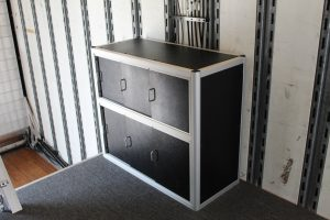 West Mesquite Rear Electrical Cabinet with Hydraulic Power Unit and Lighting Controls