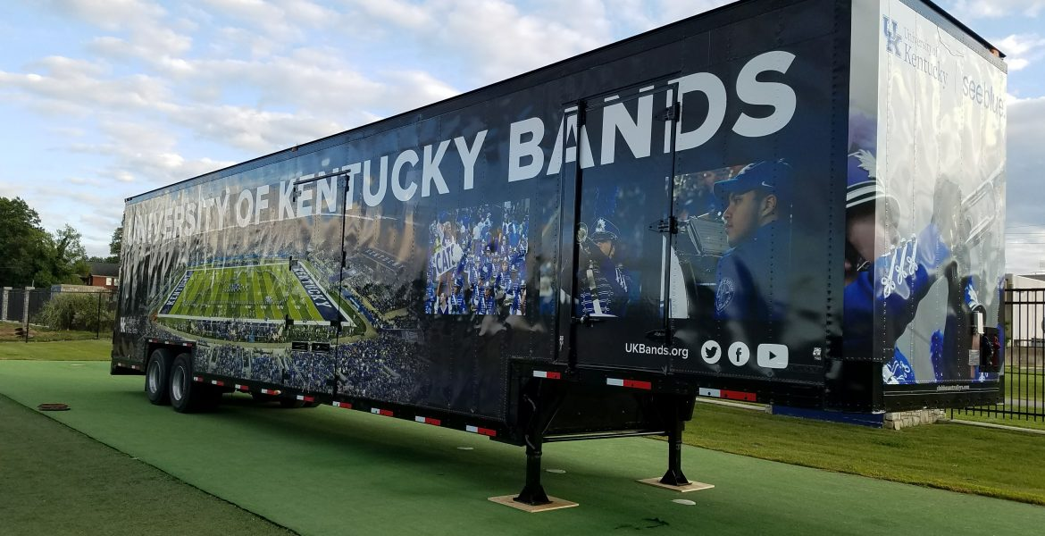University of Kentucky Receives New Trailer