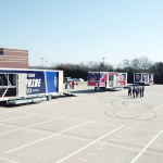 McKinney ISD Orders 3 Semi Trailers for their High School Marching Band