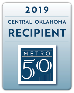 Greater Oklahoma City Chamber of Commerce Metro 50 Recipient, Clubhouse Trailers